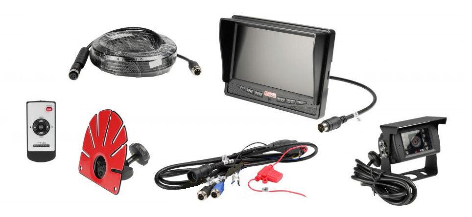 kit camera de recul nirixx